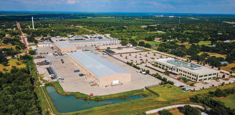 Profrac Distribution Center